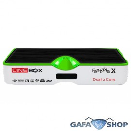 CINEBOX FANTASIA HD X - 3D - WIFI - IPTV