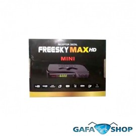 FREESKY MAX MINI HD (NOVO 63w)