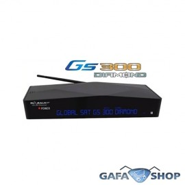 Globalsat GS-300 Diamond - Smart HD