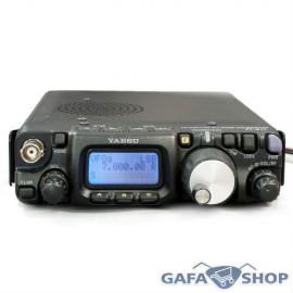 Rádio Yaesu Hf Ft-817nd Multi Banda! Hf, Vhf, Uhf, Px 4x4
