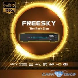 FREESKY THE ROCK ZION HD IPTV 3 TUNNERS + WIFI