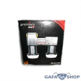 LNB Carona 61/70 Premium Box PB-D121LNB 1+1 (Simples)