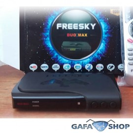 FREESKY MAX HD - ACM