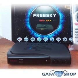 FREESKY DUO MAX HD
