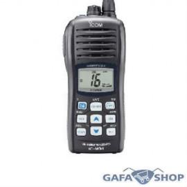 Radio Maritimo IC-M34 Icom  - VHF Port�til HT Flutuante