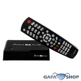 AUDISAT R4 FLIX UHD IPTV