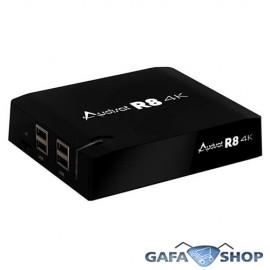 AUDISAT R8 UHD ANDROID IPTV