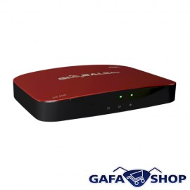 GLOBALSAT GS600 UHD IPTV ANDROID MIRACAST WIFI