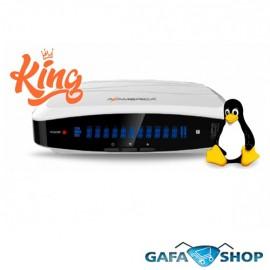 AZAMERICA KING 4K / WI-FI / IKS-SKS-IPTV / ACM