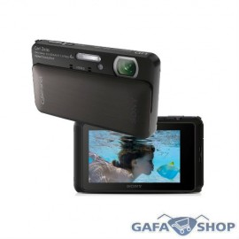 Camera Sony Dsc-tx20 16.2mp A Prova Da Agua 3d Full Hd