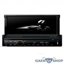 Dvd Napoli 7968 Tv Digital 7 Pol Gps Usb E Sd Bluetooth