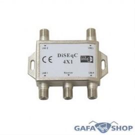 Chave Diseqc 4x1