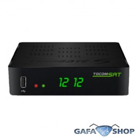 TOCOMSAT COMBATE S HD IPTV H265